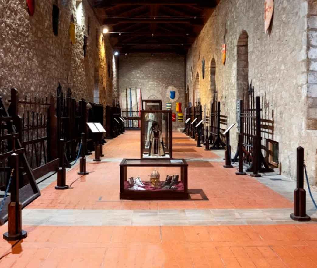 Storia del Castello Svevo di Montalbano Elicona