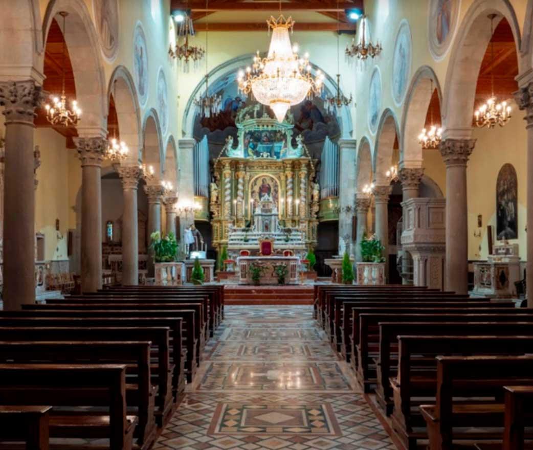 Duomo di Montalbano Elicona