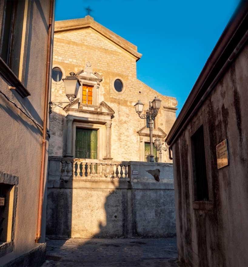 Cattedrale di Montalbano Elicona