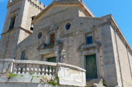 Basilica di Santa Maria Assunta e San Nicolò Vescovo Montalbano Elicona