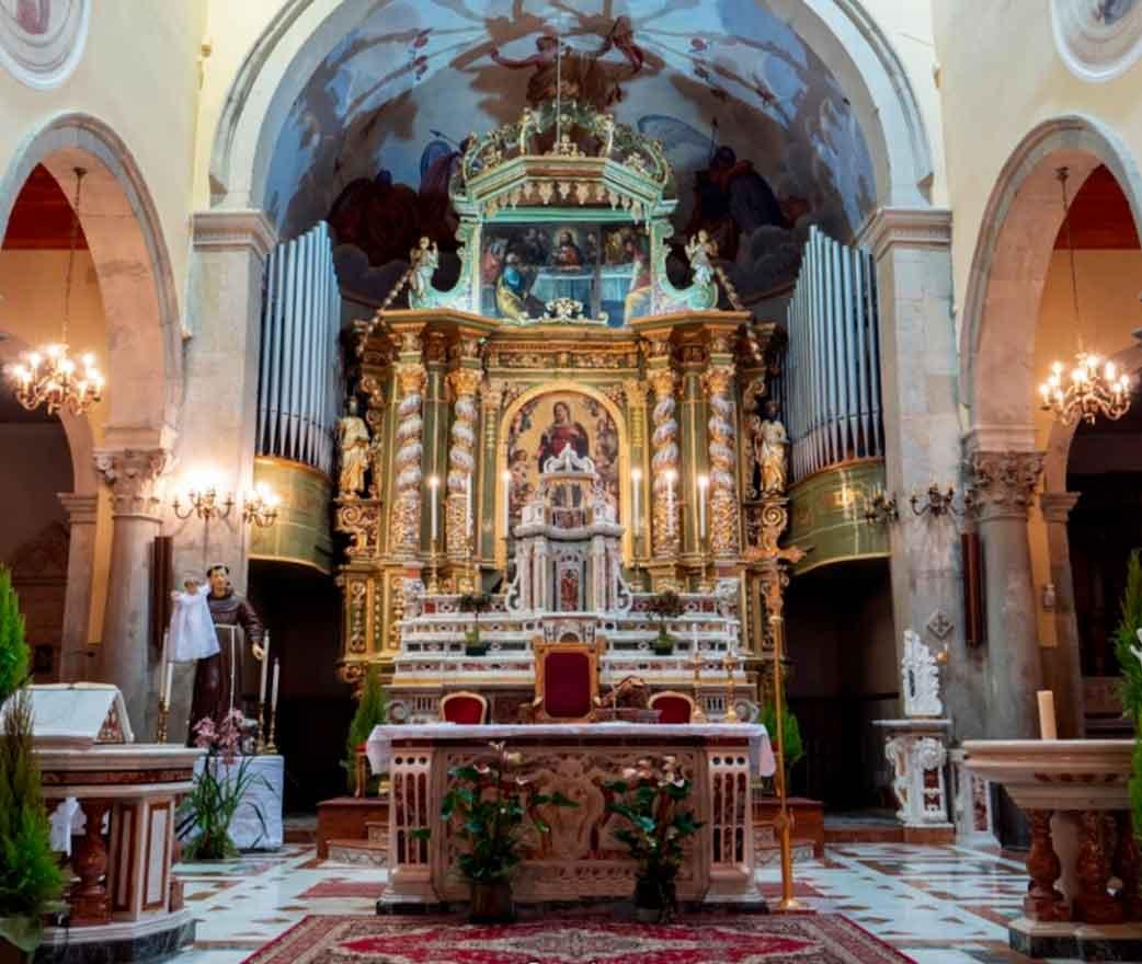 Basilica di Santa Maria Assunta e San Nicolò Montalbano Elicona
