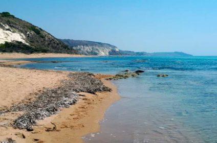 Spiaggia Funcitedda a Siculiana Agrigento