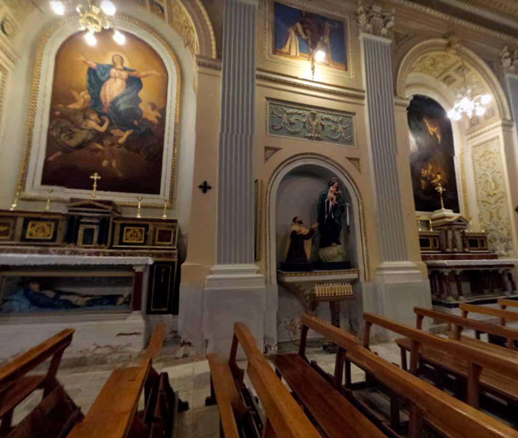 Santuario del Santissimo Crocifisso Siculiana