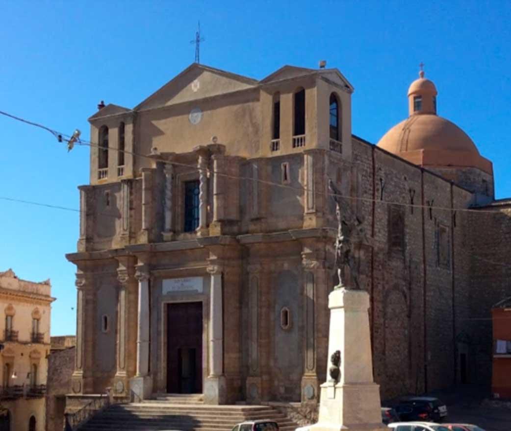 Chiesa Madre Siculiana