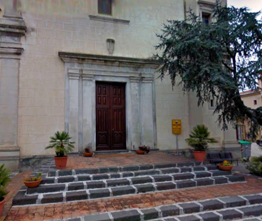 Chiesa Santa Maria delle Grazie Moio Alcantara