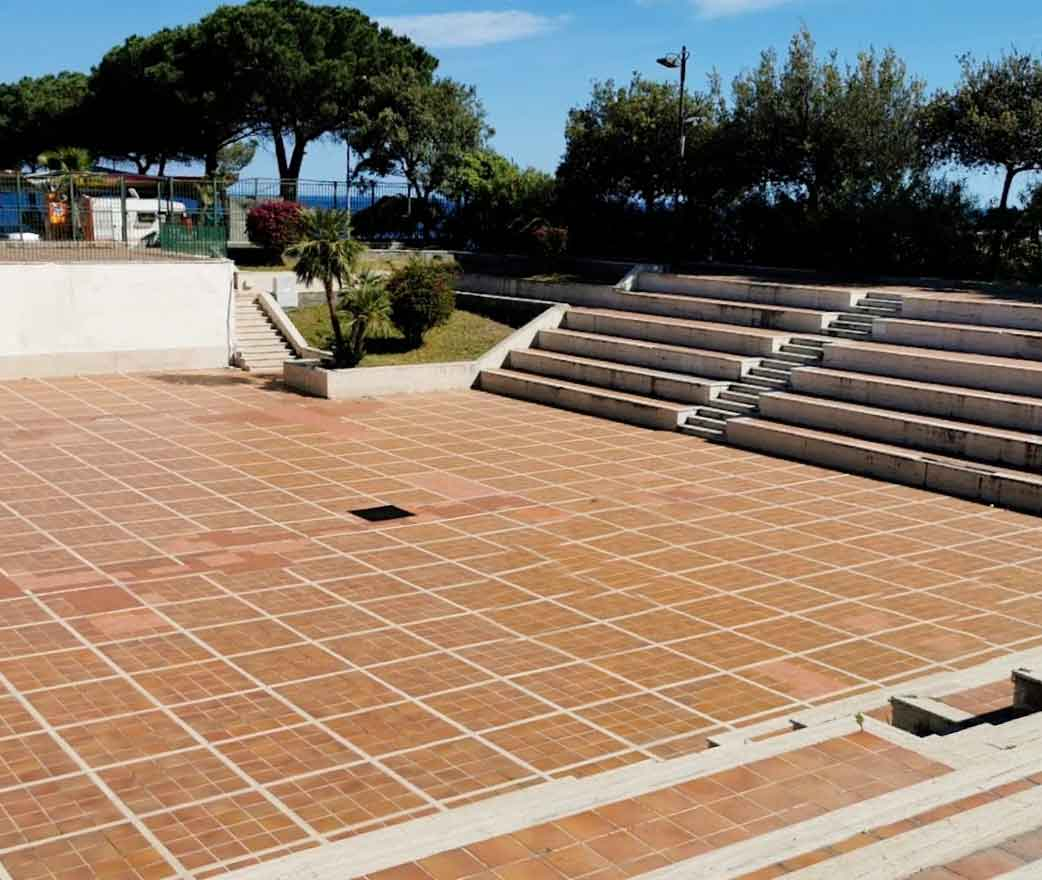 Giardini pubblici di Furci Siculo