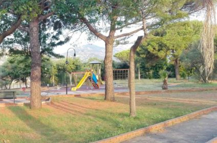 Villa Comunale Belvedere di Furci Siculo