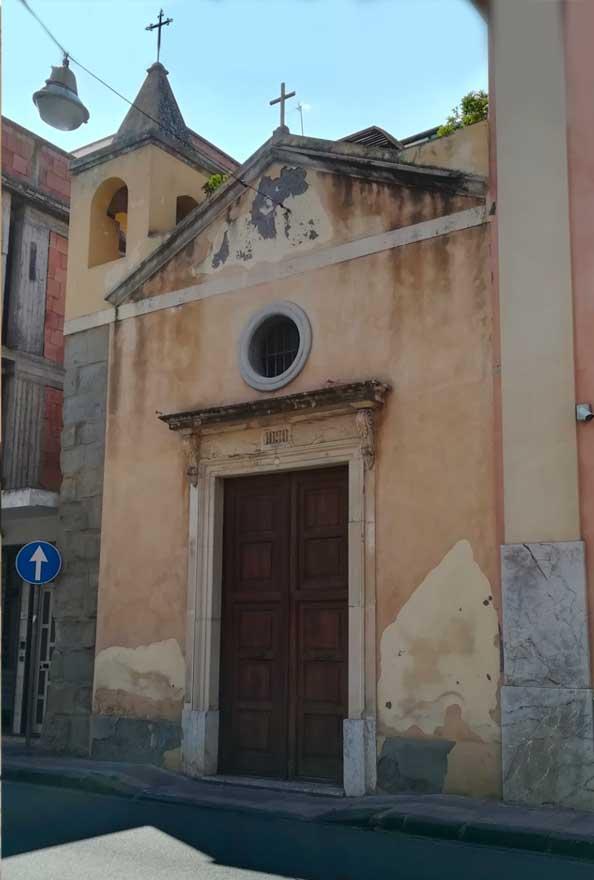 Chiesa Palatina di Santa Maria della Lettera Furci Siculo