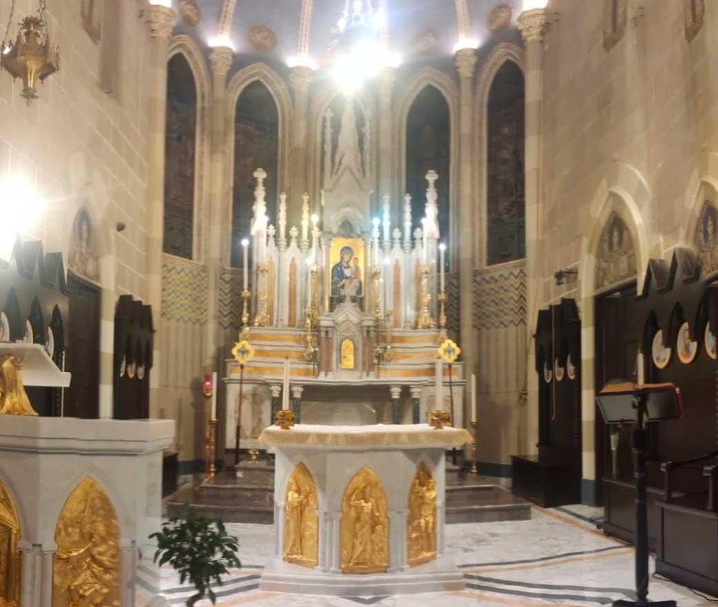Parrocchia Maria Santissima del Rosario a Furci Siculo