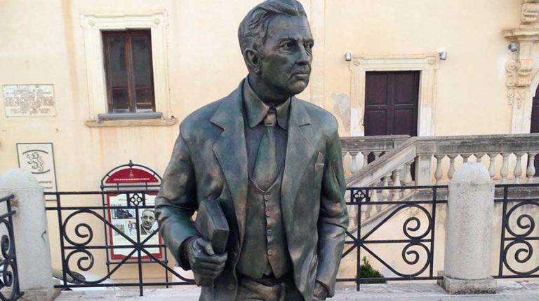 Giuseppe Tomasi di Lampedusa a Santa Margherita di Belice