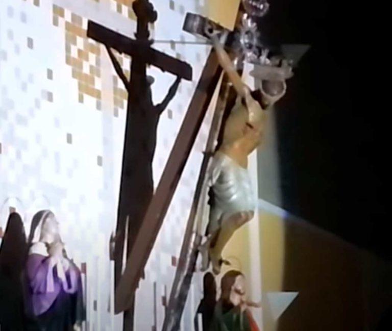 Festa del Santissimo Crocifisso a Santa Margherita di Belice Agrigento