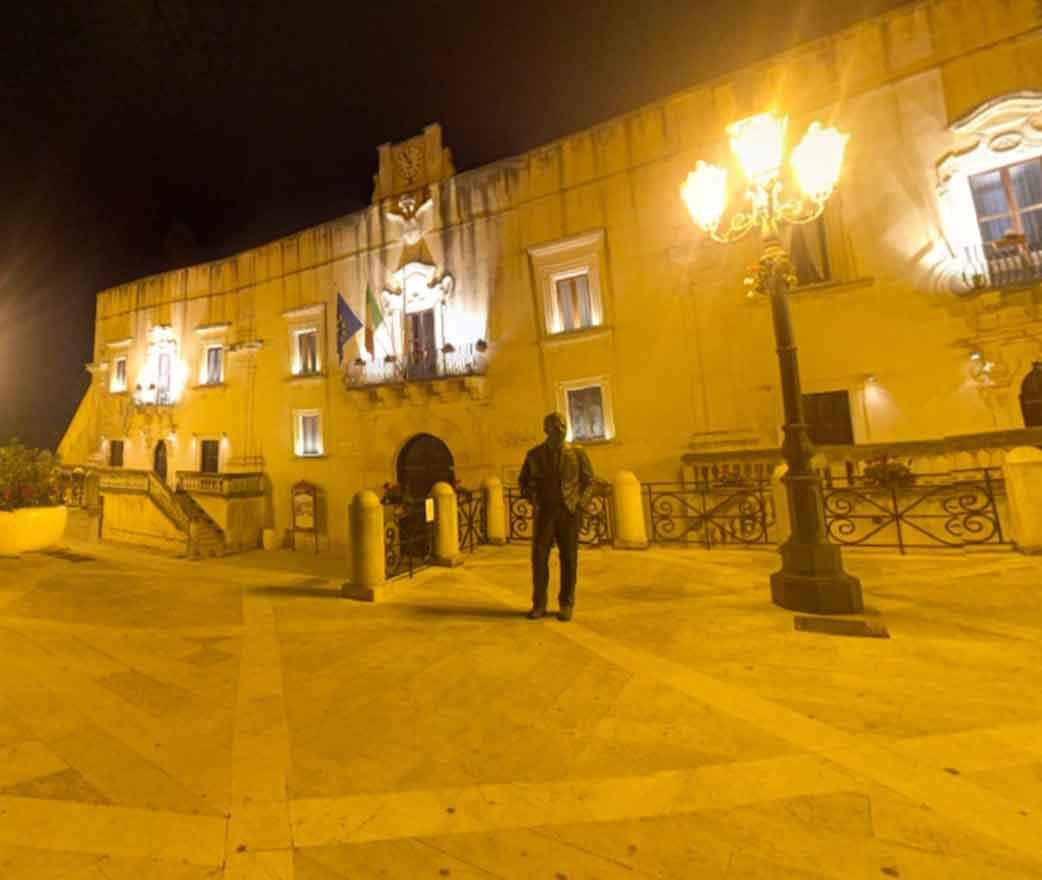 Palazzo Filangeri di Cutò a Santa Margherita di Belice