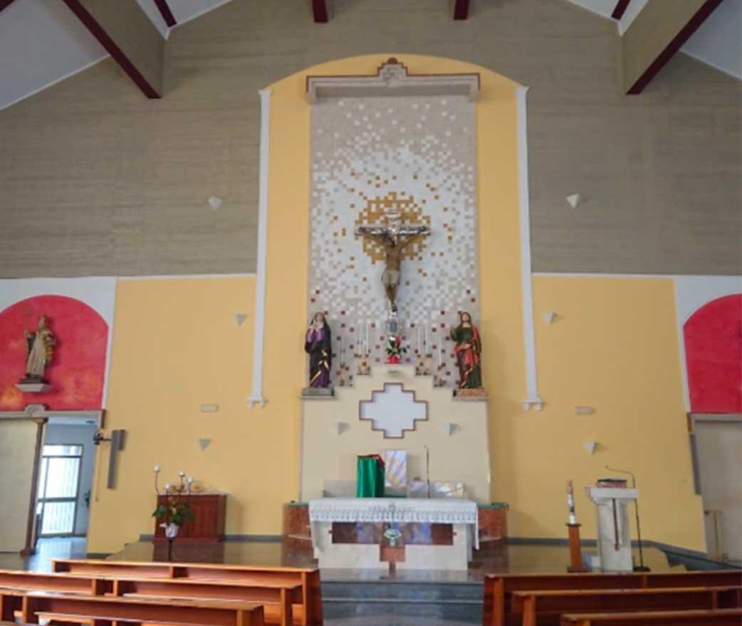 Chiesa del Rosario Santa Margherita del Belice