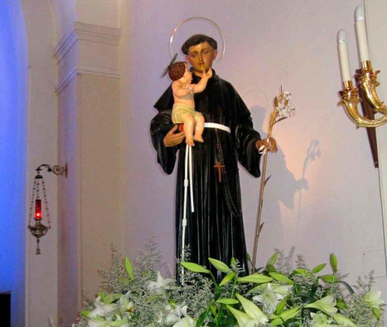 Festa di Sant'Antonio di Padova a Menfi
