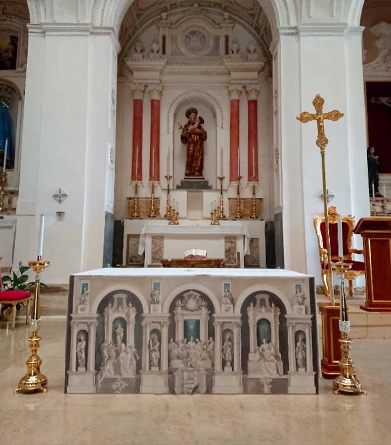 Chiesa di Sant'Antonio di Padova a Menfi