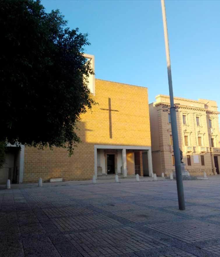 chiesa madre di menfi